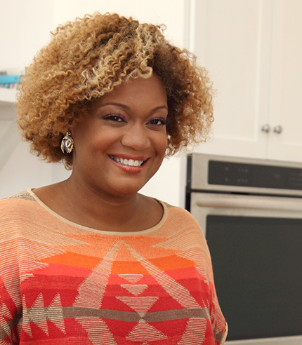 Sunny Anderson launches educational campaign on ibd nutrition starring sunny anderson