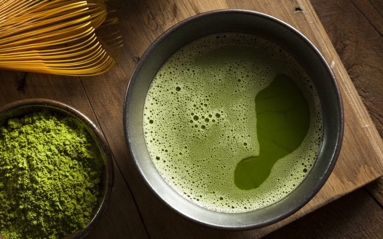 green tea and iron lessens positive effects of tea