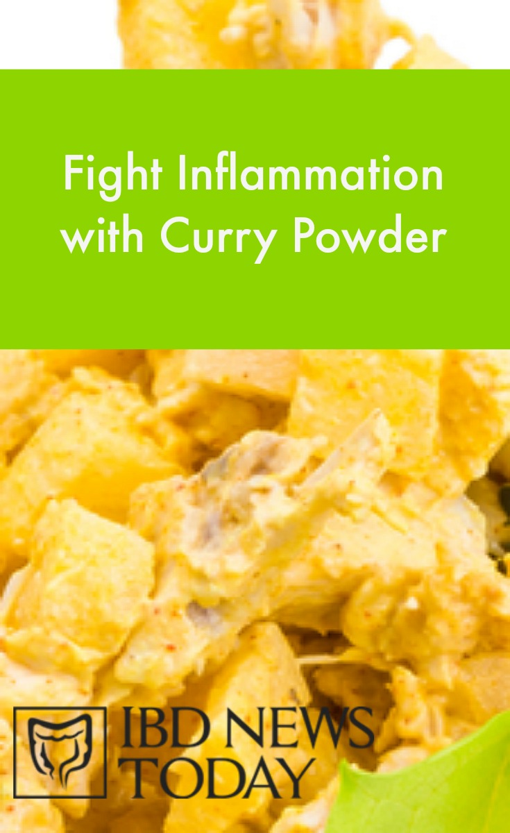 fight inflammation with curry powder
