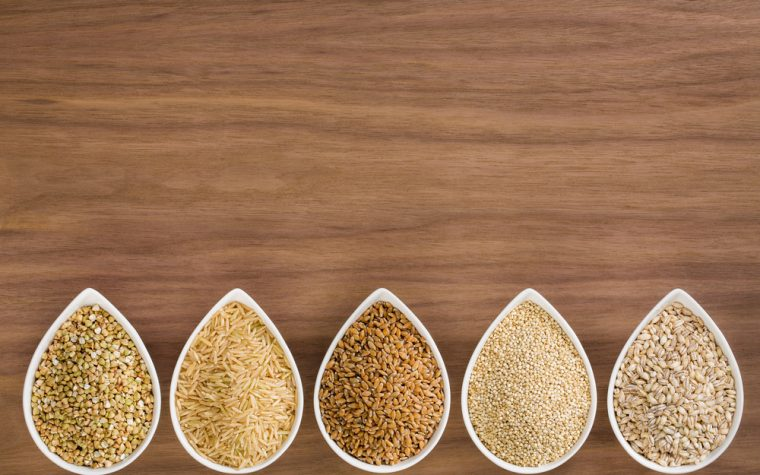 whole grains improve gut microbiota