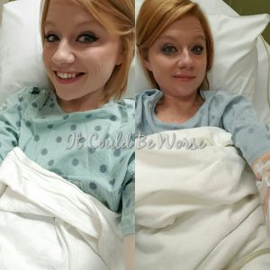 Before and After Double Balloon Endoscopy - It Could Be Worse