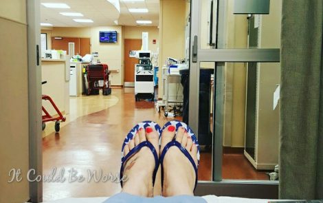 Crohn's Complications Part Two: Emergency Room Visits